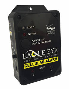 Eagle Eye Monitoring Systems Cellular Alarm